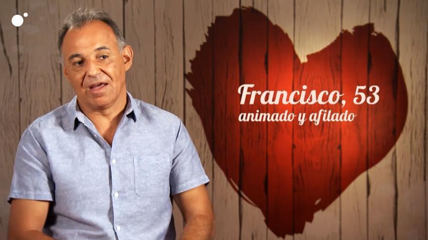 Francisco en 'First Dates'