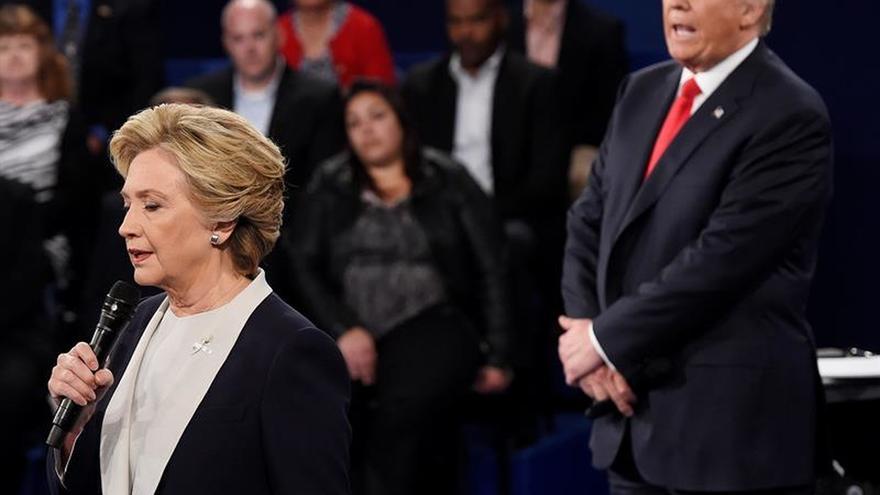 Trump ganó a Clinton con la mitad de inversión en su campaña