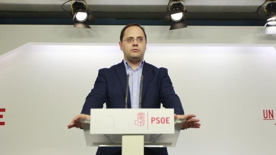 """Luena (PSOE): """"A Podemos solo le han importado los sillones y el referéndum para la independencia"""""""