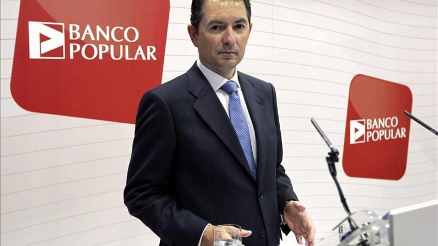 El Banco Popular regresa a los beneficios y gana 325,3 millones en 2013