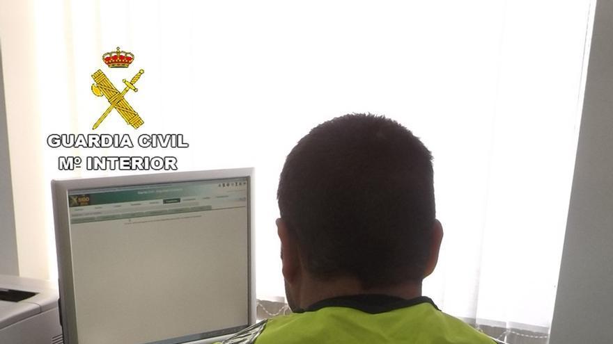 Guardia Civil alerta de una oleada de 'phishing' que simula proceder de la AEAT, coincidiendo con la campaña de la renta