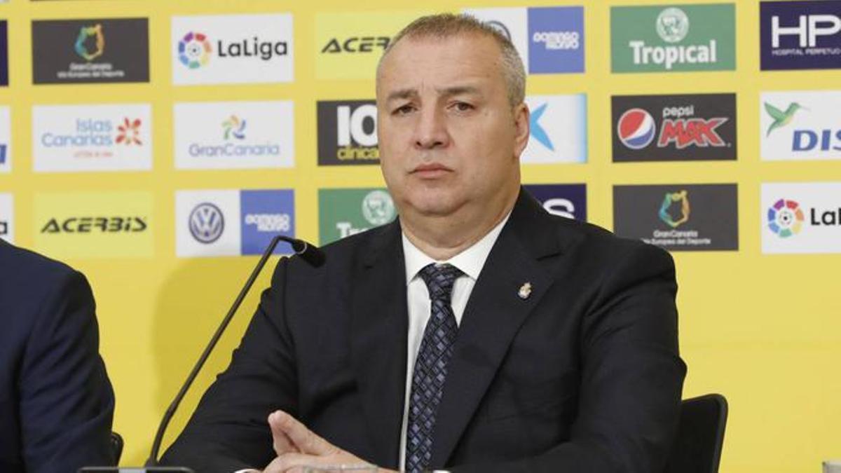 Ramírez, presidente amarillo