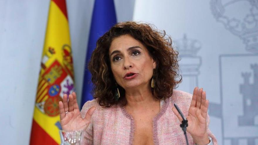 Montero: el PSOE es el único partido que garantiza la revalorización de pensiones