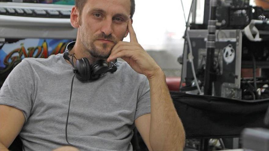"""Raúl Arévalo termina de rodar en Segovia su opera prima """"Tarde para la ira"""""""