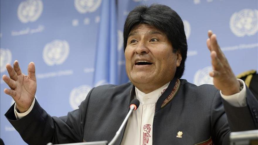 Morales acusa a EE.UU. de genocidio con Cuba al mantener el bloqueo económico