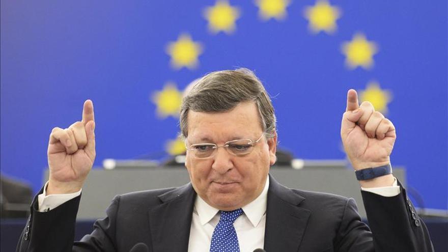 """Durao Barroso rechaza los separatismos porque """"dividir no es bueno para Europa"""""""