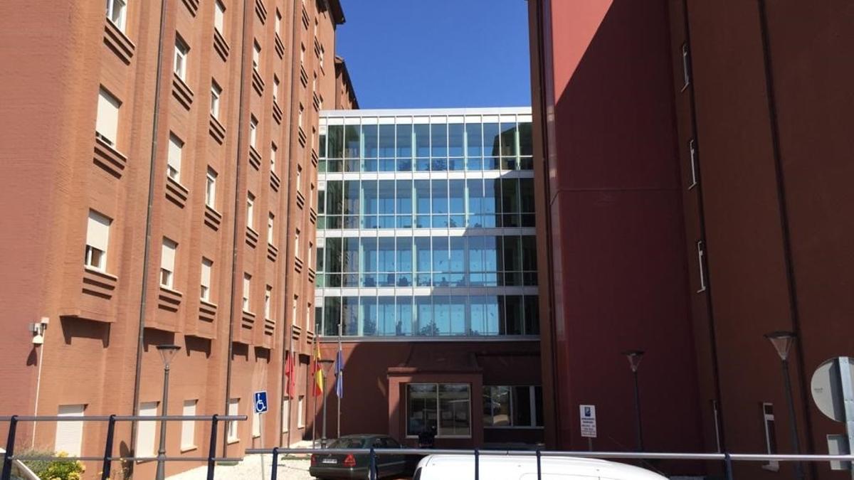 Centro de Atención a la Dependencia (CAD) de Cueto, en Santander.