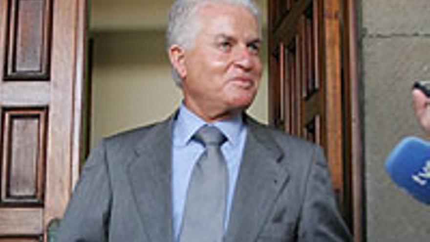Santiago Santana Cazorla, propietario del 50% de Anfi.