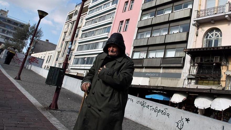 El Gobierno griego plantea a acreedores suspender el recorte de las pensiones