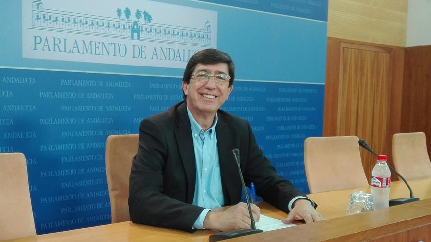 Marín pide a Jiménez Barrios que convoque a los grupos para la renovación del consejo de administración de RTVA y CAA