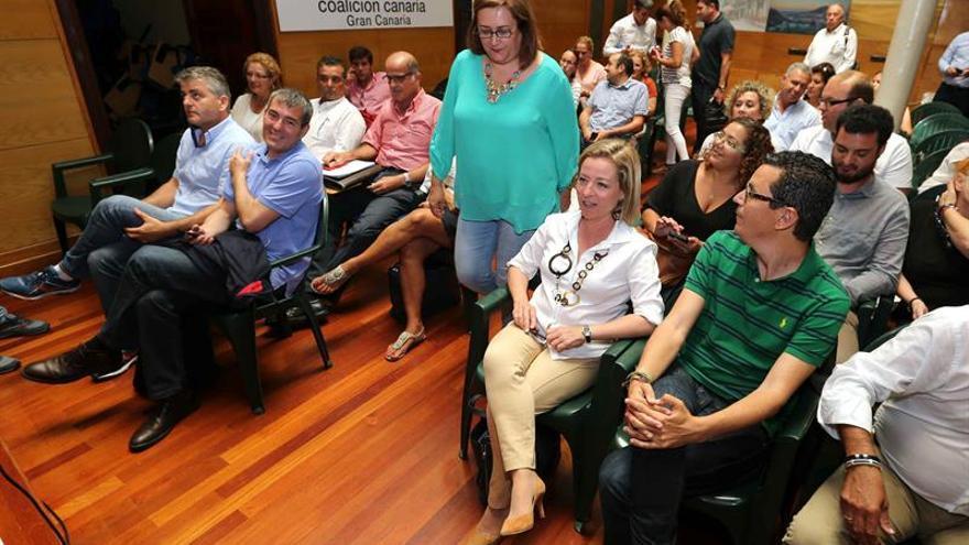 Coalición Canaria negociará la formación de un Gobierno de Mariano Rajoy