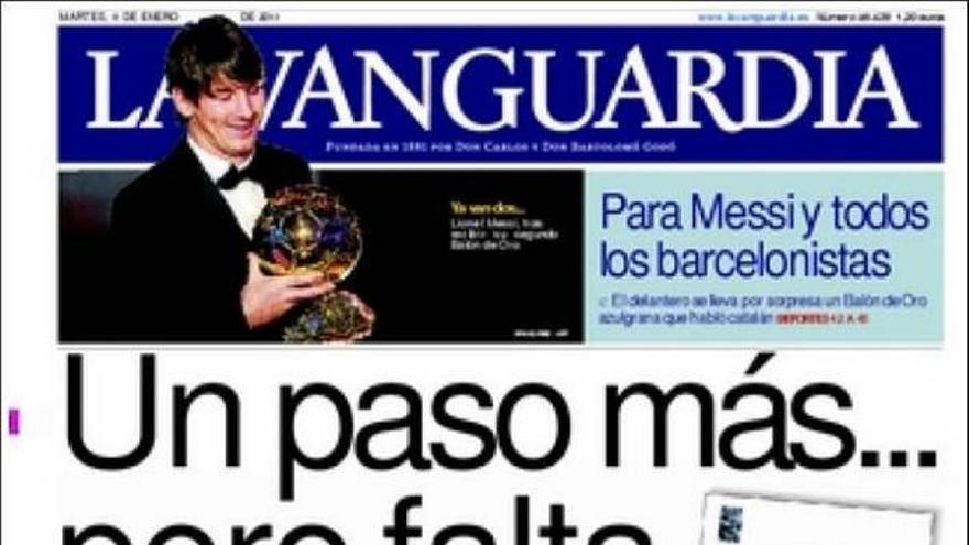 De las portadas del día (11/01/11) #10