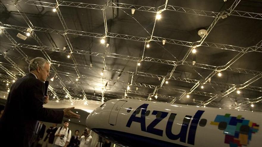 El grupo chino HNA compra el 23,7 % de la aerolínea brasileña Azul