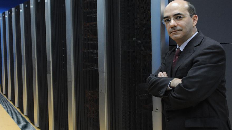 El director general de Telecomunicaciones y Nuevas Tecnologías del Gobierno de Canarias, Roberto Moreno.