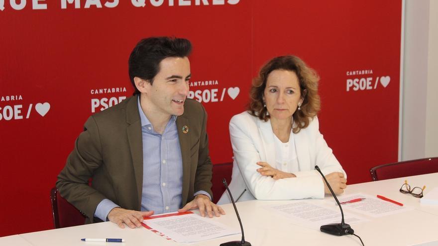 El PSOE cifra en 175.000 los cántabros beneficiados por la subida del SMI, del sueldo de funcionarios y de las pensiones