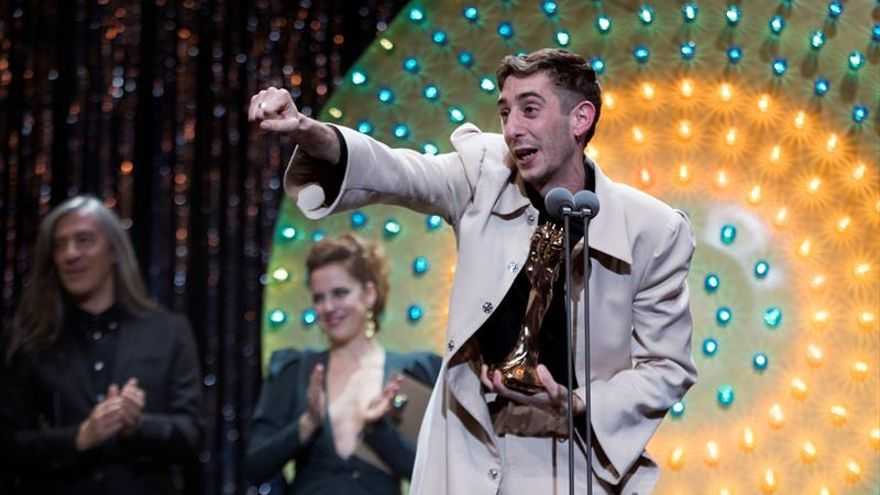 """Enric Auquer gana el Gaudí a mejor actor secundario por """"Quien a hierro mata"""""""