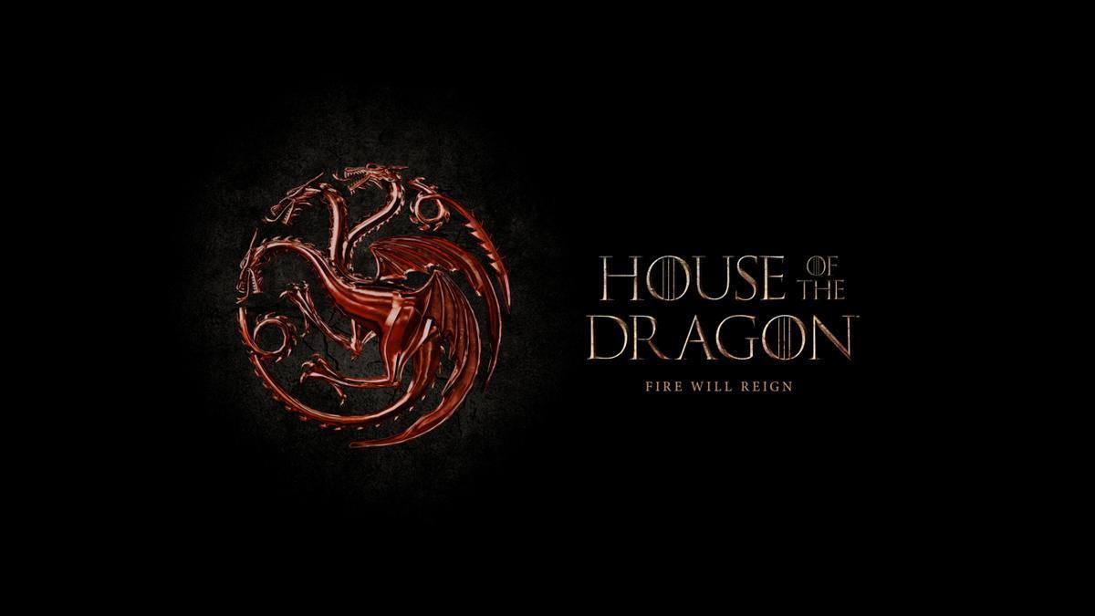 Arte de 'House of the Dragon'