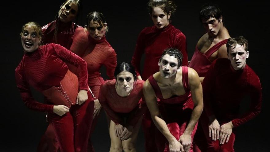 La compañía de danza Kor'Sia trae su espectáculo de danza 'The Lamb' a Santander
