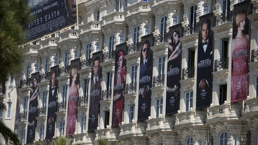 El estilo Gatsby de DiCaprio inaugura mañana el 66 Festival de Cannes