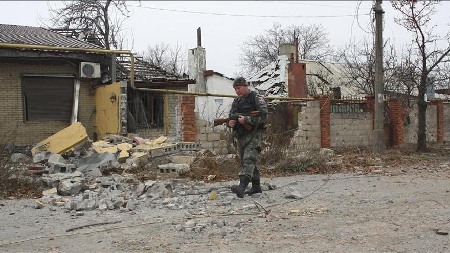Al menos cuatro soldados muertos en ataques prorrusos en el este de Ucrania