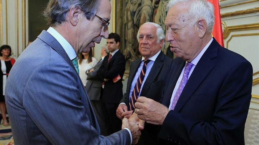 Exteriores reconoce la contribución de EFE y su presidente a la Marca España