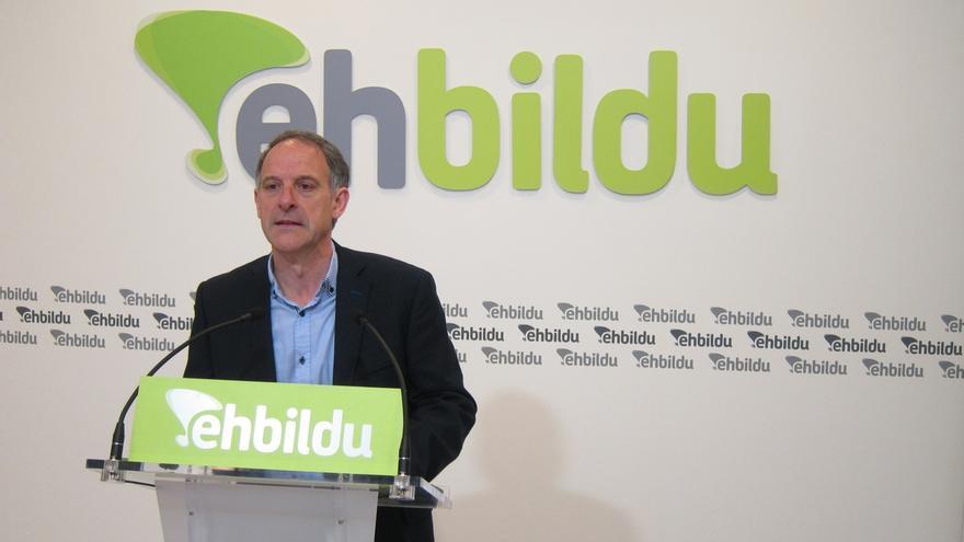 """Bildu dice que las palabras de Iglesias son """"una desautorización en toda regla a Podemos en Navarra"""""""