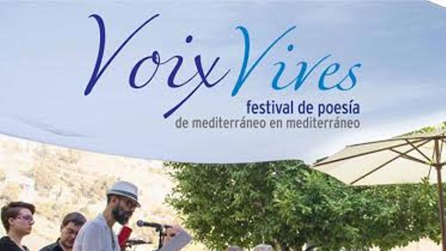 Cartel festival Voix Vives Toledo 2014