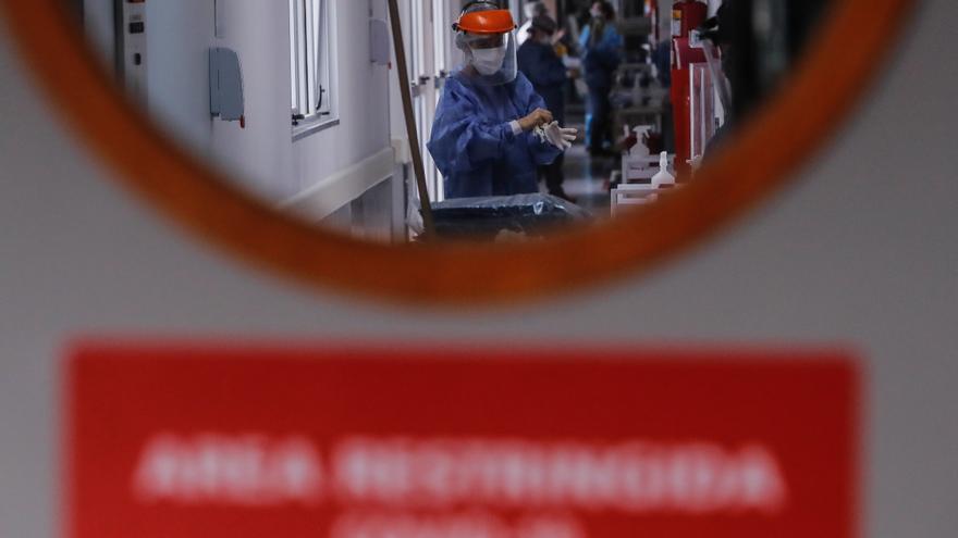 Argentina supera las 100.000 muertes por covid-19 sin ver el fin de la segunda ola