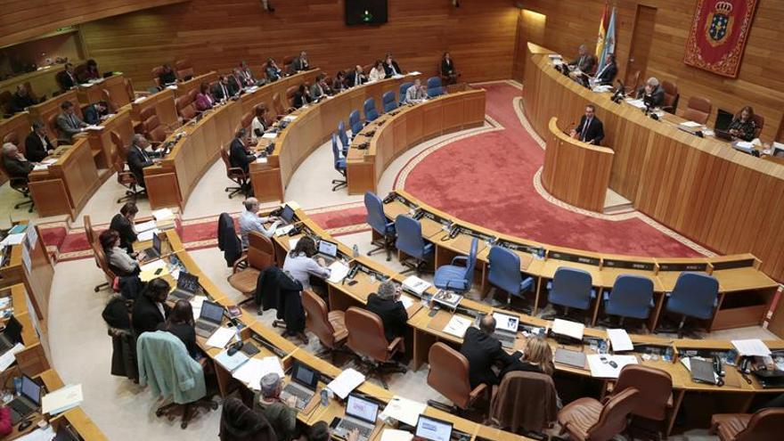 El Parlamento de Galicia expresa su condena al golpe de Estado que causó la Guerra Civil