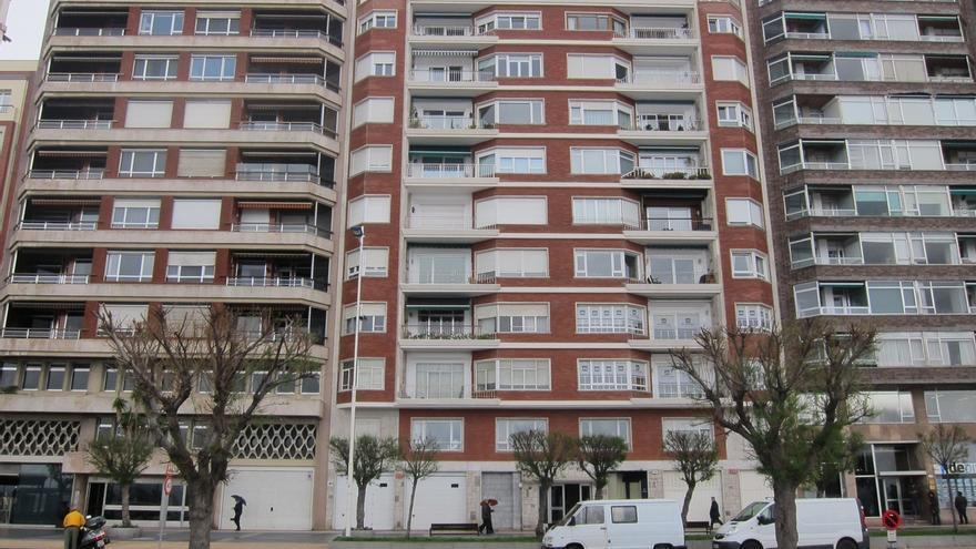 El precio de la vivienda sube en Cantabria un 2,1% en el segundo trimestre, menos que la media