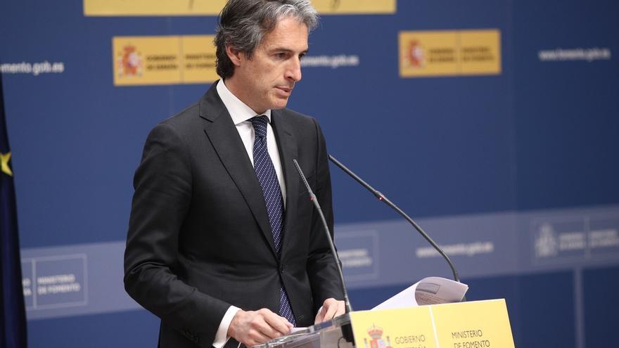 Fomento consigna 482 millones de euros para el corredor Norte