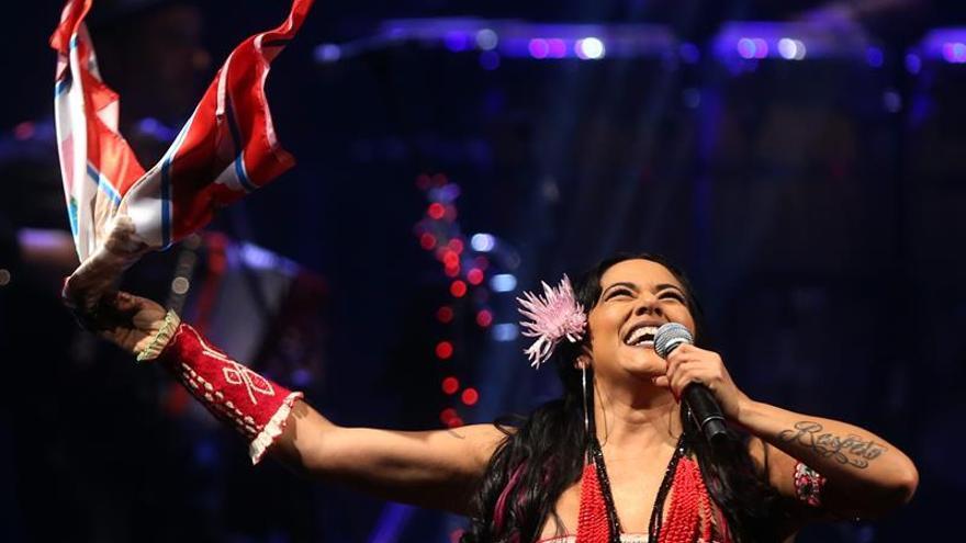 Lila Downs celebra un concierto solidario para las víctimas del terremoto en México