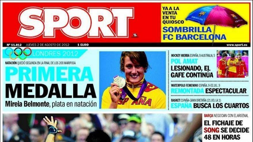 De las portadas del día (02/08/2012) #15