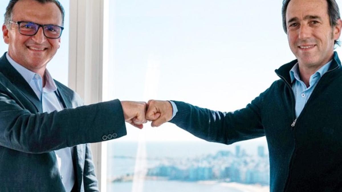 Martín Migoya, de Globant, y Marcos Galperin, de Mercado Libre, creadores de las dos empresas más valiosas del país, se fueron en 2020 a Uruguay.