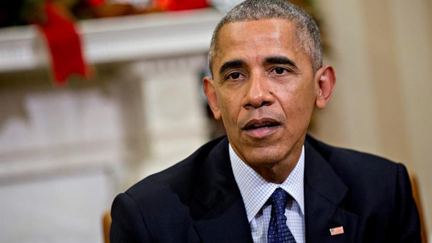 Obama defiende sus logros y promete seguir al servicio de EE.UU. como ciudadano
