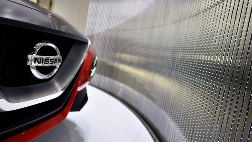 Nissan ganó un 13,3 por ciento menos en la primera mitad del ejercicio