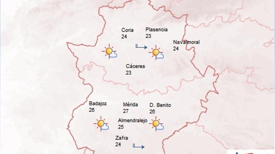 mapa 8 mayo extremadura