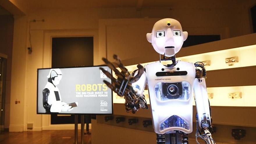 """El Parlamento Europeo pide que los robots tengan un """"botón de la muerte"""""""