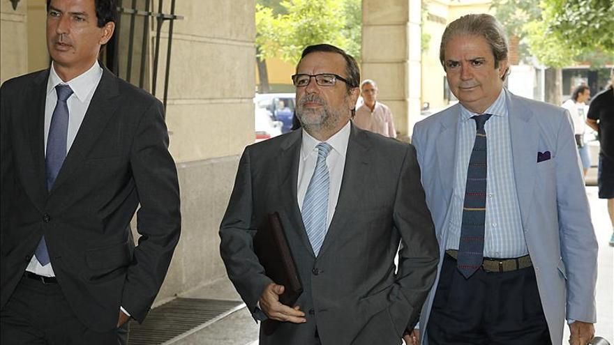 La juez Alaya retira la principal imputación al exviceconsejero de Economía