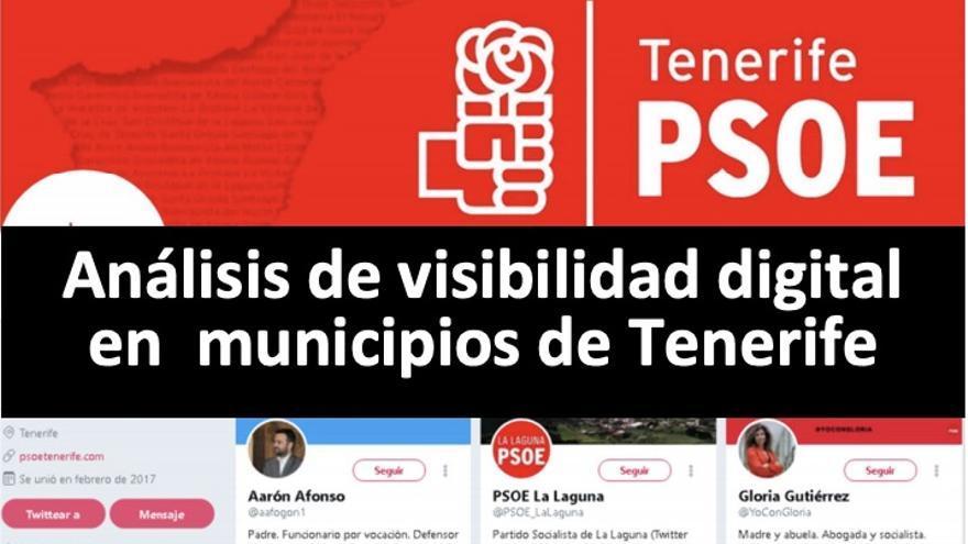 Visibilidad digital del PSOE