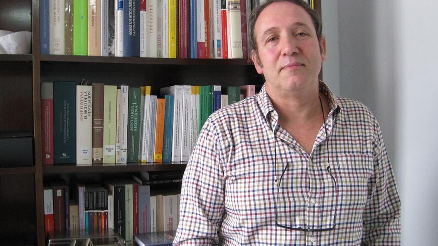 Francisco Acosta, investigador y doctor en Historia de la Universidad de Córdoba.