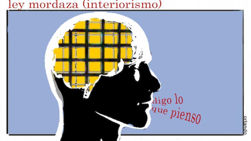 Ley Mordaza (interiorismo)