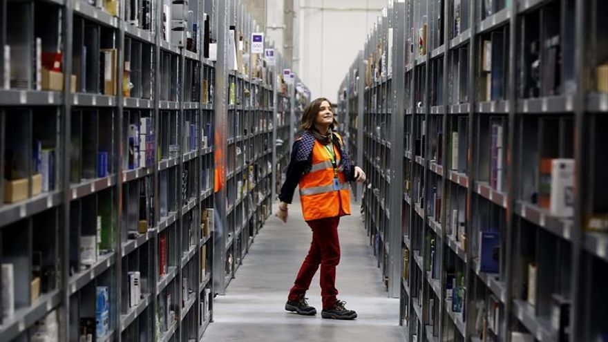 Amazon anuncia la creación de 450 nuevos empleos en Londres