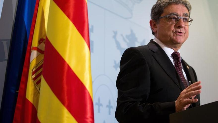 """Millo pide al soberanismo """"interlocutores válidos"""" y respetar la ley tras 21D"""