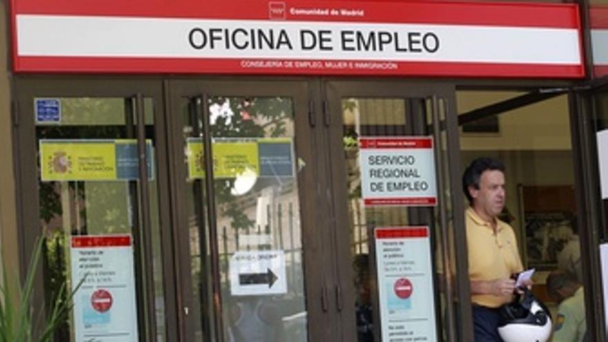 Oficina De Empleo, Inem, Parados