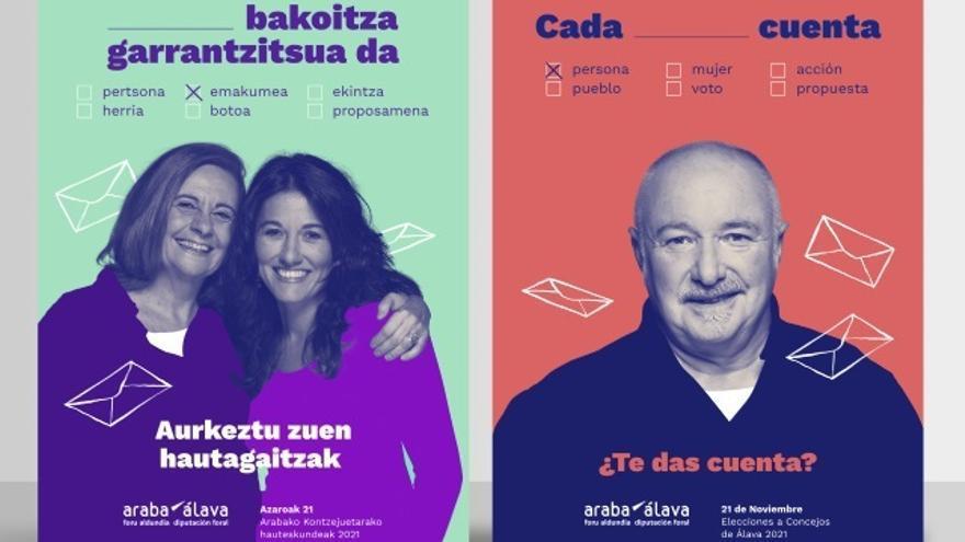 Diputación anima a los vecinos de la Álava rural a participar en las elecciones a Concejos el próximo 21 de noviembre
