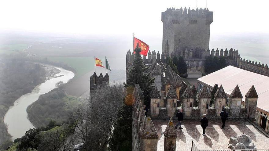 Vista del Castillo de Almodóvar del Río (Foto. Castillo de Almodóvar)