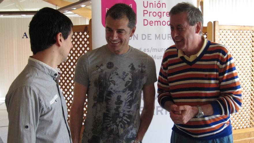 """Cantó (UPyD) ve en la marcha de Podemos """"una manifestación de mucha gente descontenta con el sistema"""""""