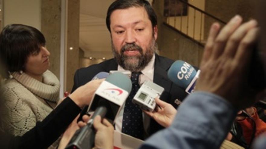 Ministro De Justicia En Funciones, Francisco Caamaño