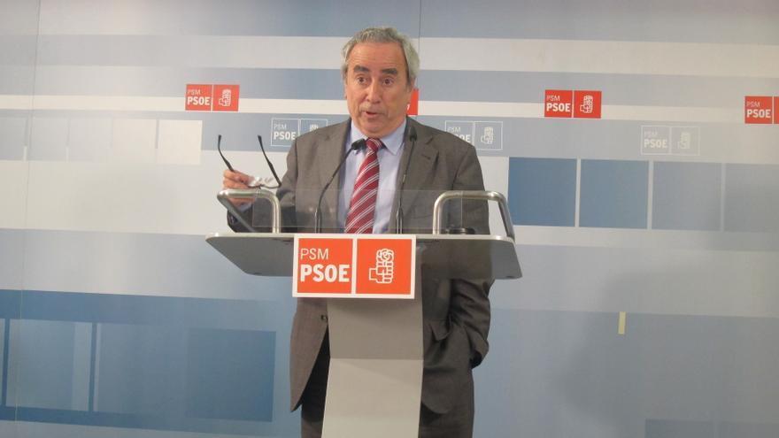 """PSM pide que González explique en la Asamblea """"la trama de corrupción que ha recorrido la Comunidad"""""""